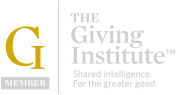 The Giving Institute logo